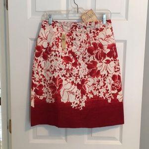 NWT Beautiful Tommy Bahama Skirt